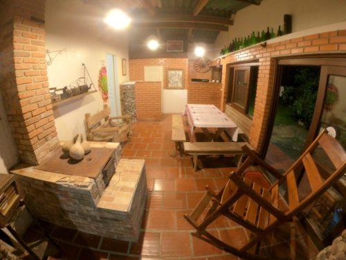 Camping Eco Hostel Pedra Branca-praia grande-sc-34