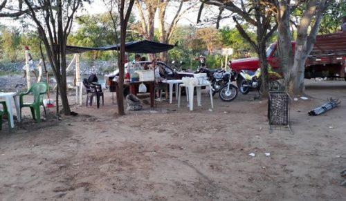 Camping Improvisado - Área de Lazer Transposição do São Francisco - Monteiro 4