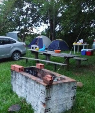Camping Municipal  – Praia Grande SC