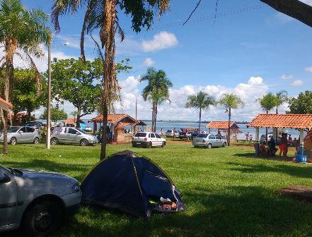 Camping Praínha de Buritama