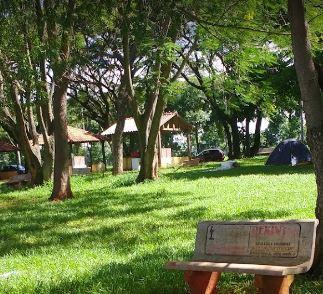 Camping Prainha de Barbosa