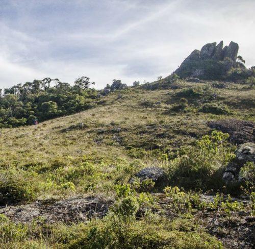 Camping Selvagem - Base Trilha do Pico do Papagaio - Aiuruoca