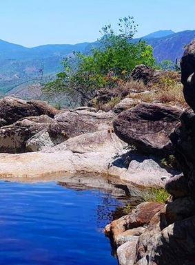 Camping Selvagem - Cachoeira Coca Cola - Conselheiro Pena