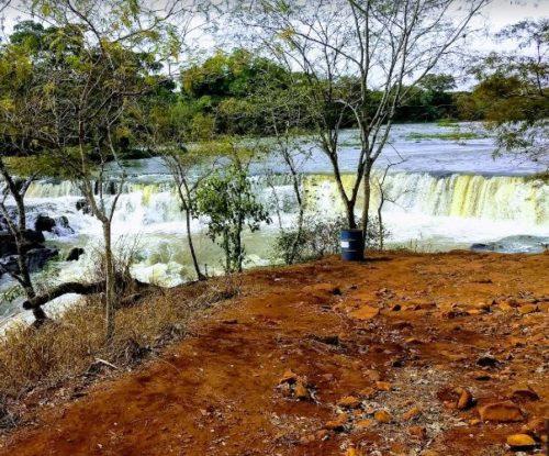 Camping Selvagem - Cachoeira do Talhadão - Palestina 3