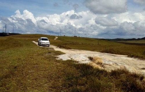 Camping Selvagem - Mirante do Morro da Boa Vista - Rancho Queimado 3