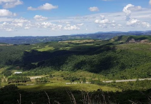 Camping Selvagem - Mirante do Morro da Boa Vista - Rancho Queimado