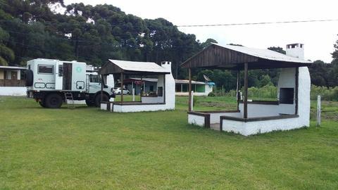 Camping e Restaurante Tio Lu-Lages-SC-5