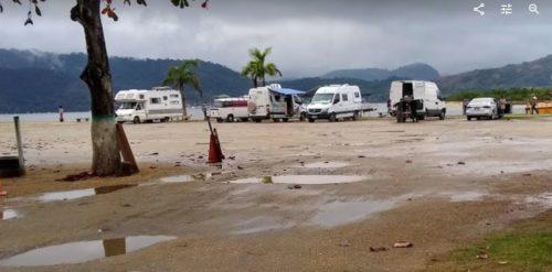 Apoio RV - Estacionamento Rotativo Praia - Paraty 3
