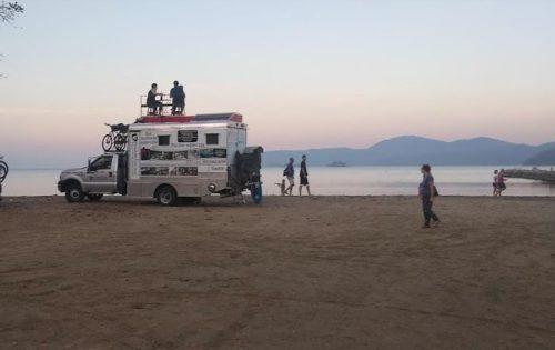Apoio RV - Estacionamento Rotativo Praia - Paraty 4