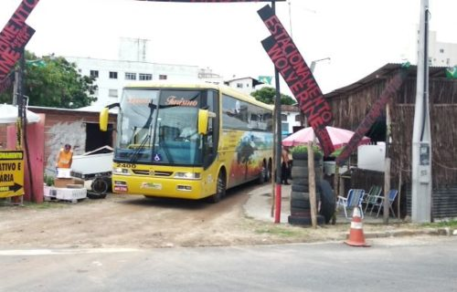 Apoio RV - Estacionamento Wolverine - Guarapari-es