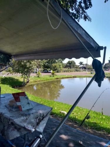 Apoio RV - Pesqueiro Arco Íris - Mogi Mirim 3