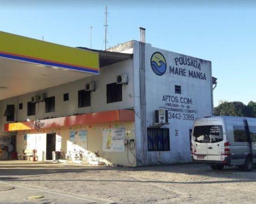 Apoio RV - Posto Maré Mansa - Itapoá-sc