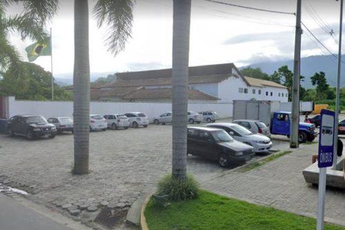 Apoio RV - Vaga Pública de Rua do Super Carlão - Paraty