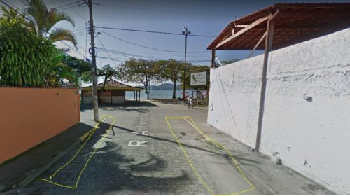 Apoio RV - Vaga de Rua Praia Sem Rotativo - Paraty 2