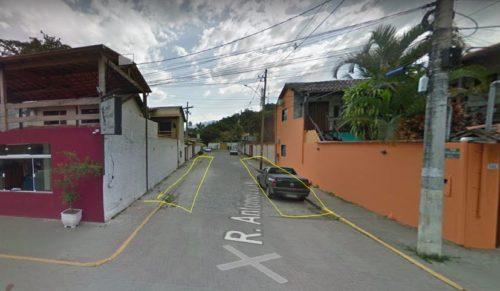 Apoio RV - Vaga de Rua Praia Sem Rotativo - Paraty