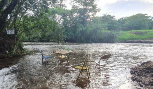 Apoio e Camping Improvisado Bar Beira Rio – Santo Antonio da Alegria