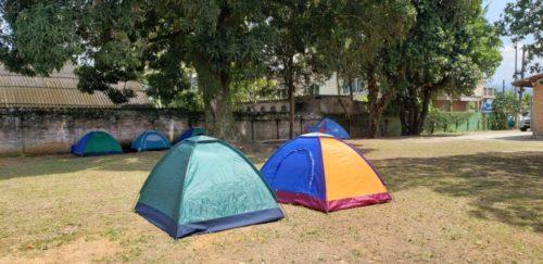 Camping Casa do Capitão