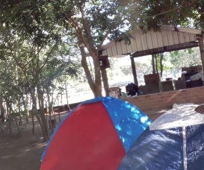 Camping Sonho de Infância