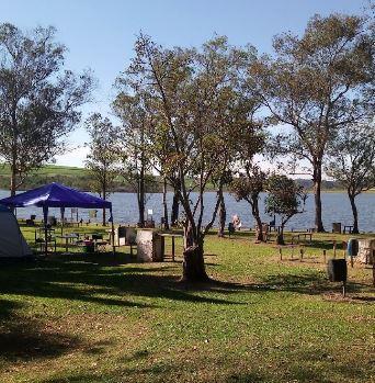 Camping Municipal Centro Comunitário de Patrimônio Brotas 5