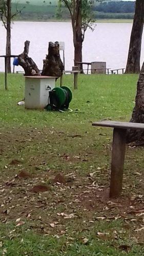 Camping Municipal Centro Comunitário de Patrimônio Brotas-sp-7