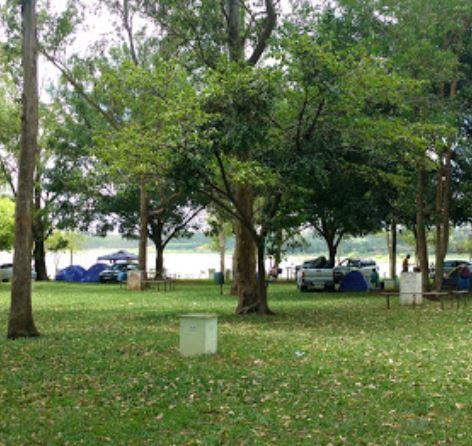 Camping Municipal Centro Comunitário de Patrimônio Brotas