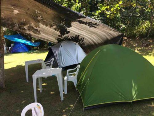 Camping Pousada Refúgio das Aves