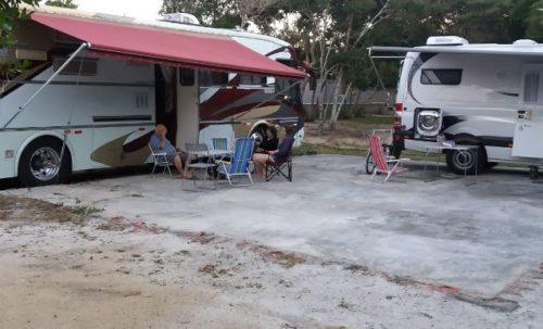 Camping Pousada Vila do Sossego-Linhares-ES-3