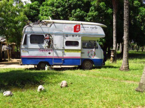 Camping Pousada do Celsão-Riacho Doce-Itaunas-Conceição da Barra-ES-7