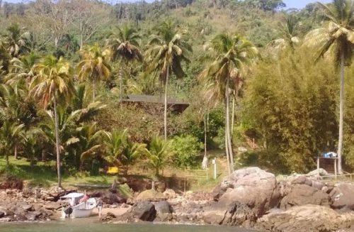 Camping Vagalume Ilha das Couves-sao sebastiao-sp