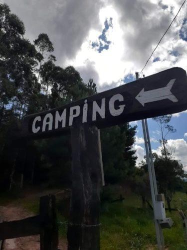 Camping Canto da Lua