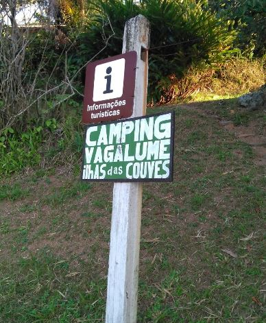 Camping Vagalume Ilha das Couves