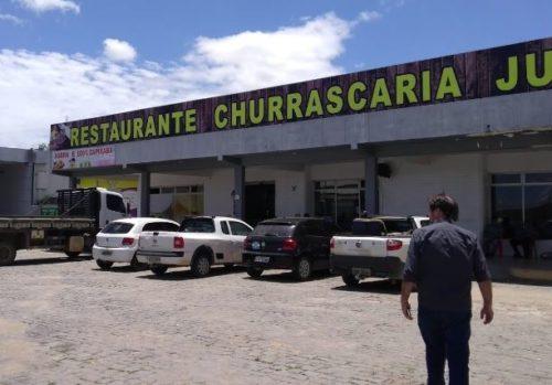 Apoio RV - Posto BR Juparanã - Linhares 2