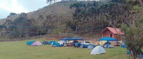 Camping Pousada Laranjeiras