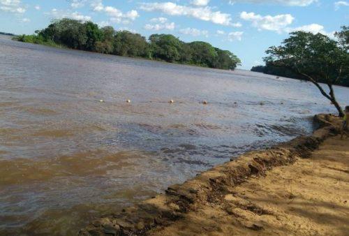 Camping Praia da Amizade-Itaquiraí-MS-1