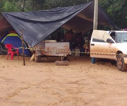 Camping Praia da Amizade-Itaquiraí-MS-4