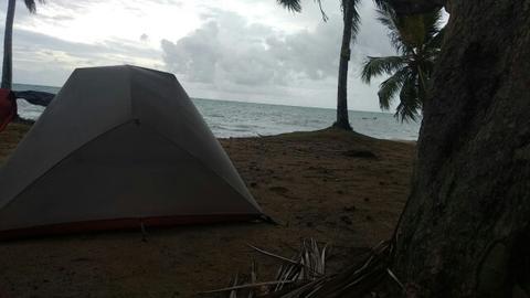 Camping Selvagem - Praia de Bitingui - Japaratinga 3
