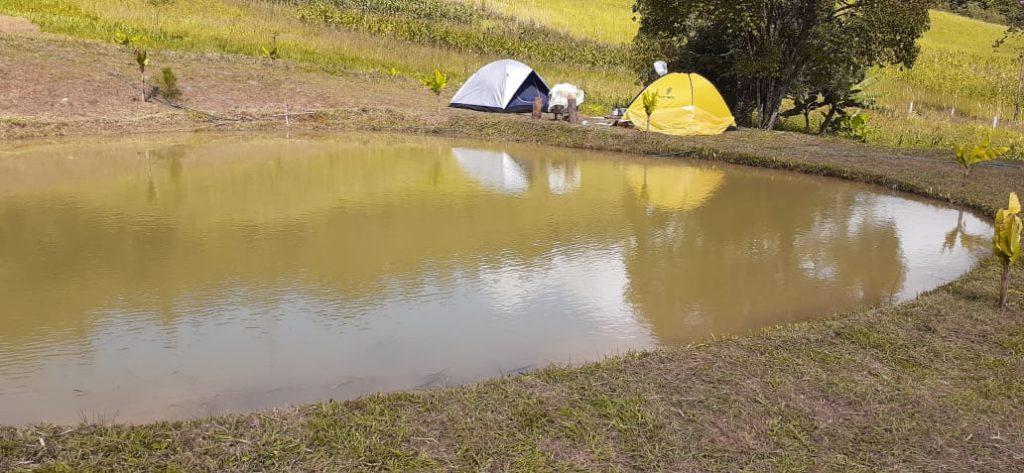 Tiago Área de Preservação e Camping