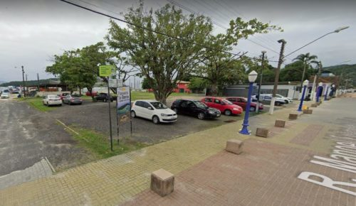 Apoio RV - Estacionamento Público Beira Mar - Porto Belo
