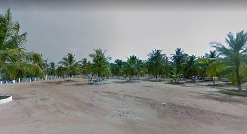 Apoio RV - Estacionamento Público - Praia do Gunga 2