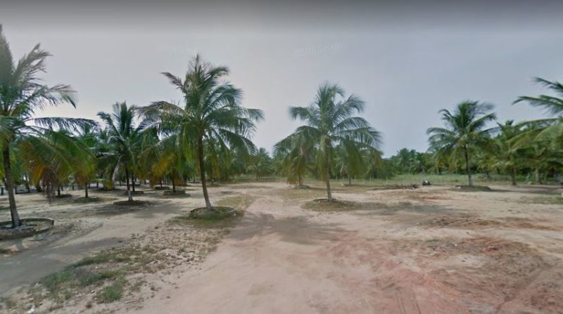 Apoio RV - Estacionamento Público - Praia do Gunga