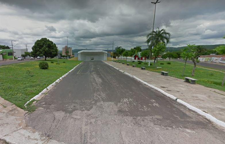 Apoio RV - Praça João Ferreira Albuquerque - Coxim