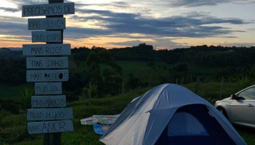 Camping Ar Livre Ecoturismo