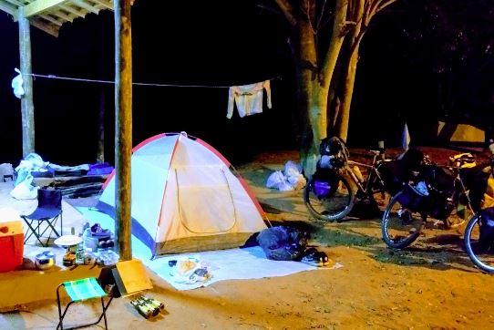 Camping Balneário Barrinha