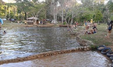 Camping Balneário Cachoeirinha-porto velho-ro-1