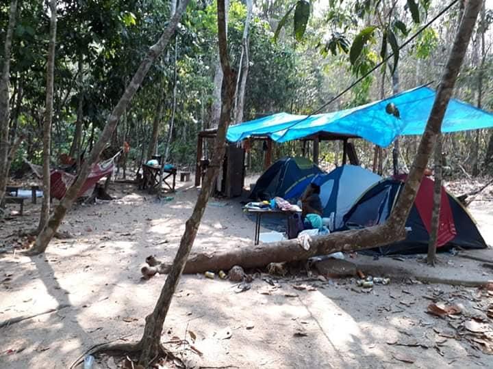 Camping Cachoeira do Protázio-Cacoal-RO-1