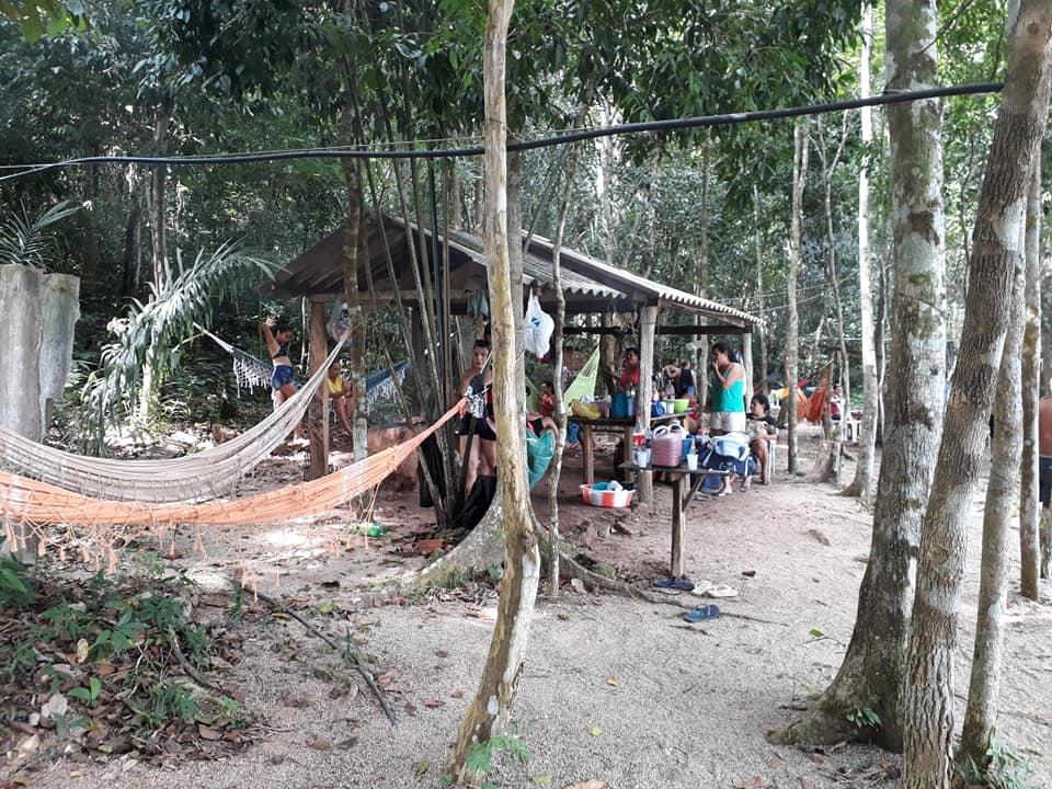 Camping Cachoeira do Protázio-Cacoal-RO-2