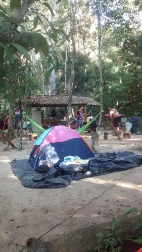 Camping Cachoeira do Protázio-Cacoal-RO-8
