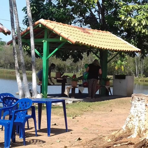 Camping Parque Recreativo Tocari-Ouro PReto do Oeste-RO-1