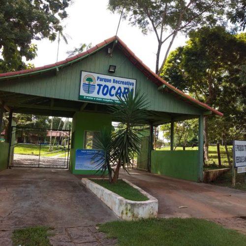 Camping Parque Recreativo Tocari-Ouro Preto do Oeste-RO-2