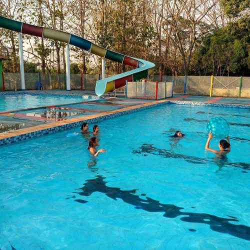 Camping Parque Recreativo Tocari-Ouro Preto do Oeste-RO-6